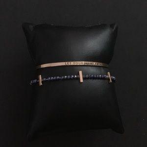 Jewelry - Let The SunShine inspirational stacking bracelets